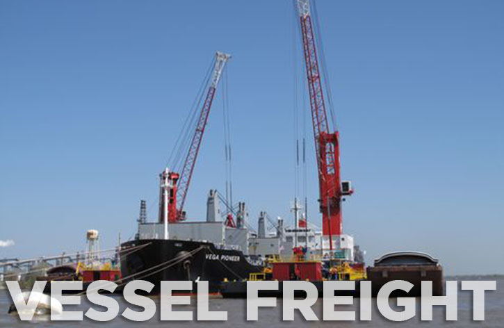 Vessel Freight